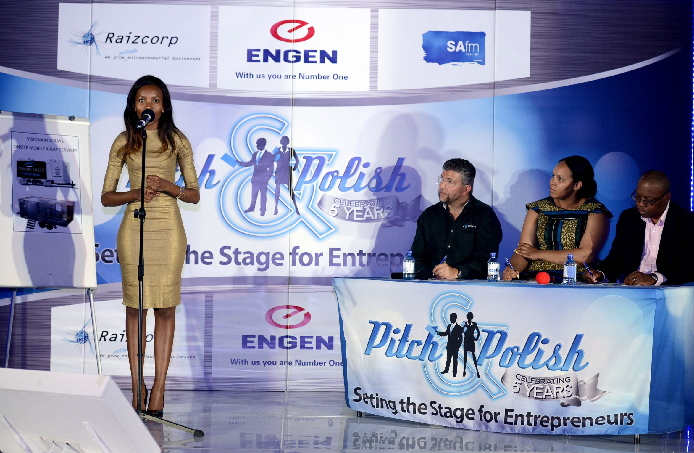 #Opportunity Alert: Pitch and Polish contest for entrepreneurs