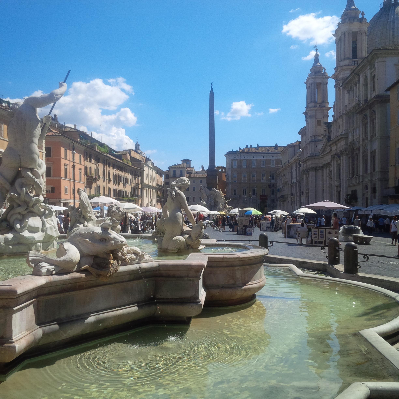 Piazza Navona2_Trudi Makhaya