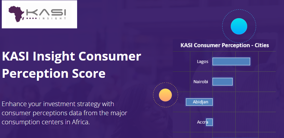 Enhance your strategy with consumer perceptions data from major consumption centers in Africa