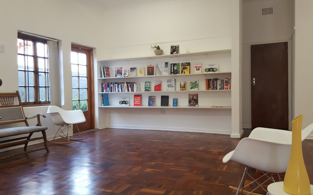 Mzansipreneur Reading Room…work, read, reflect