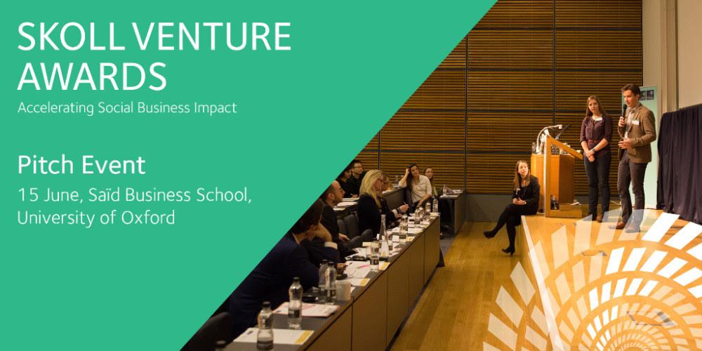 Social entrepreneurs vie for Skoll prize